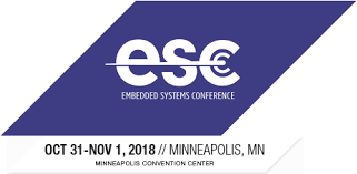 Embedded Systems Conference (ESC) Minneapolis